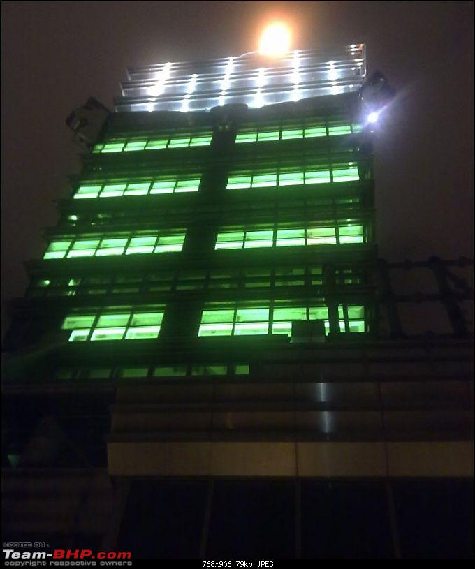Business with Pleasure in the Land of Silicon and Electronic Gadgets - Taiwan-145-view-above-91st-floor.jpg