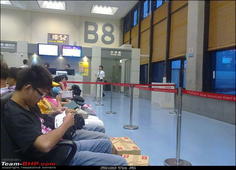 Business with Pleasure in the Land of Silicon and Electronic Gadgets - Taiwan-187-boarding-gate.jpg