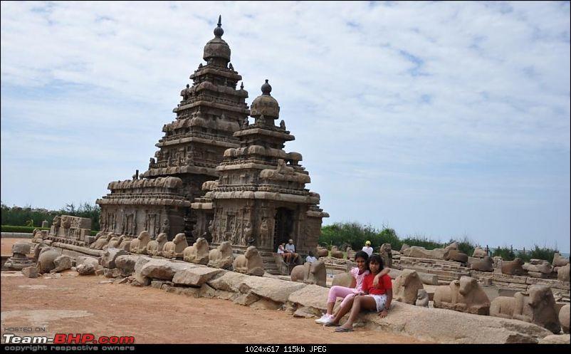 Civic & City : Celebrating the Friendship Day Mahabalipuram - Tranquebar - Velankanni-friendly-angles-shore-temple.jpg
