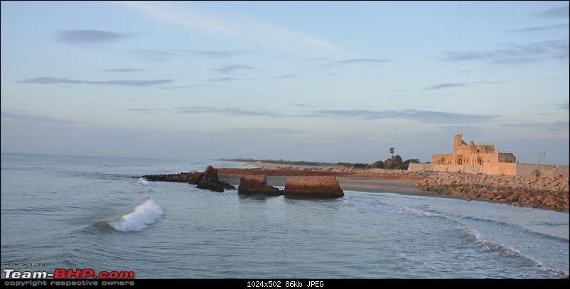 Civic & City : Celebrating the Friendship Day Mahabalipuram - Tranquebar - Velankanni-06-view-fort-brick-jetty.jpg