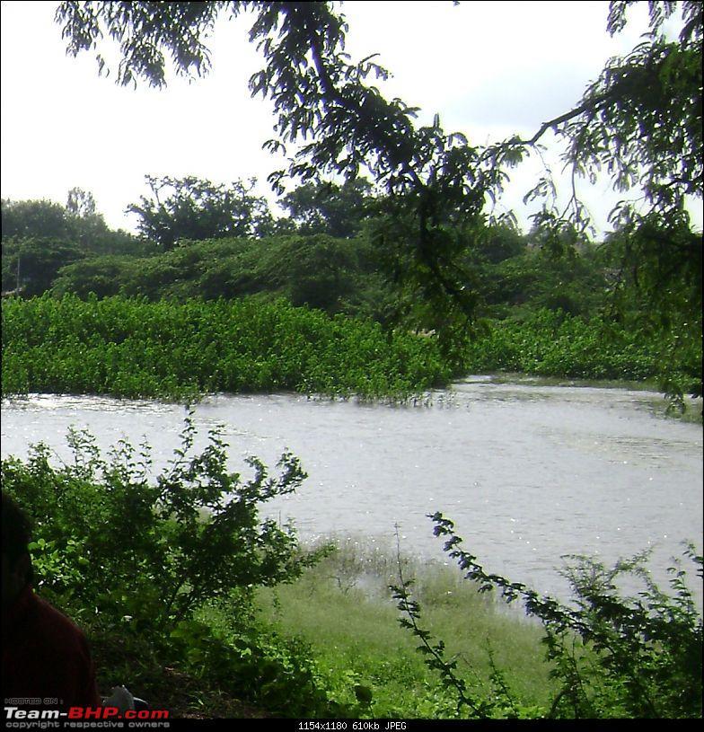 Bangalore - Lepakshi - Devanahalli Fort - Bangalore : 1 Day Drive-lake.jpg