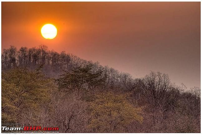 Name:  Sun Rising over hills of Melghat Tiger Reserve.jpg Views: 12505 Size:  196.7 KB
