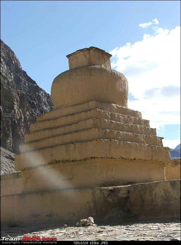 Rohtang Didn't Let me Pass; Spiti &amp; Chandratal It Was!-0083a.jpg <b><i>Byans-Pa Chen-po Lha-khang</i></b> (The Bodhisattva Maitreya Temple)<br /> <a href=