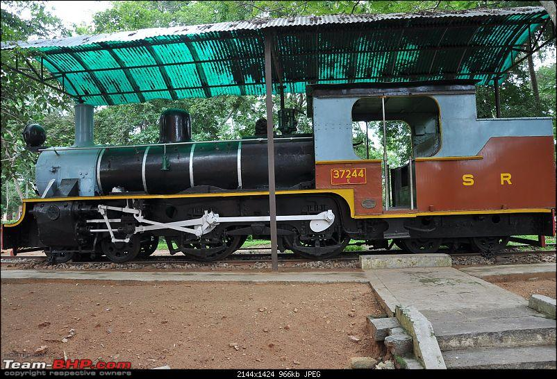 Sailor turns landlubber and starts to explore Incredible India-railway-museum.jpg