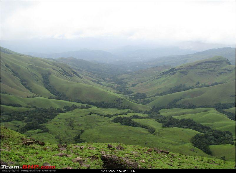 Experiencing the Monsoon - On the Horse Face and on top of KA - A Trekkalog-kudremukh-493.jpg