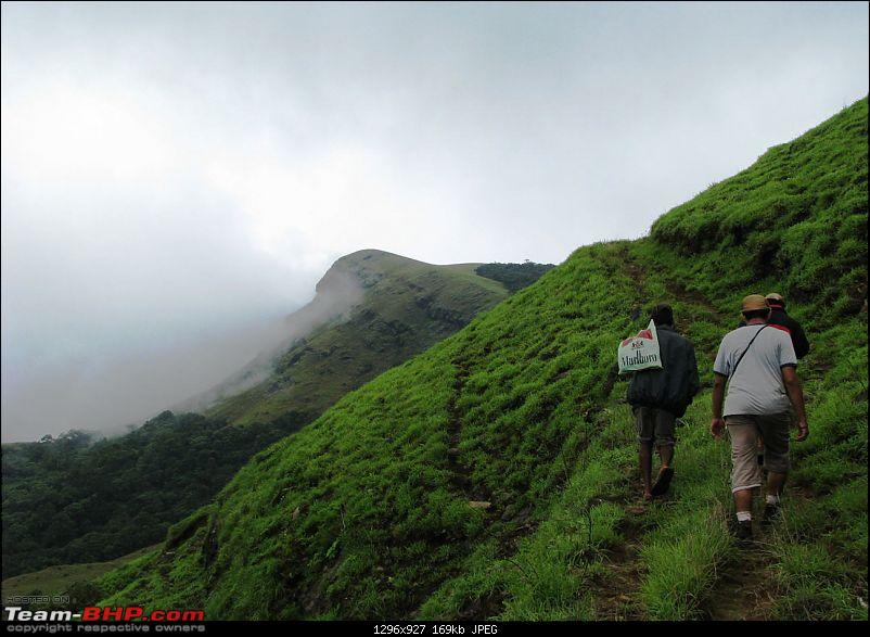 Experiencing the Monsoon - On the Horse Face and on top of KA - A Trekkalog-kudremukh-503.jpg