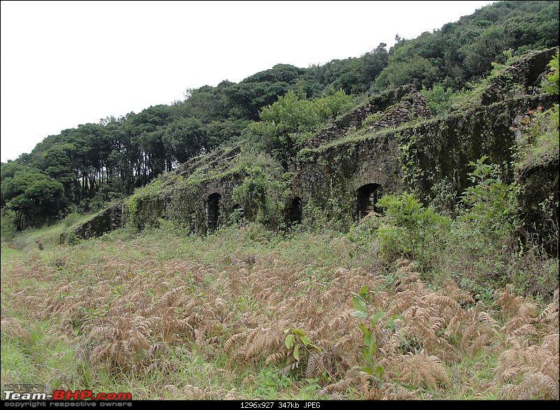 Experiencing the Monsoon - On the Horse Face and on top of KA - A Trekkalog-kudremukh-520.jpg