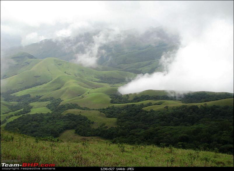 Experiencing the Monsoon - On the Horse Face and on top of KA - A Trekkalog-kudremukh-557.jpg