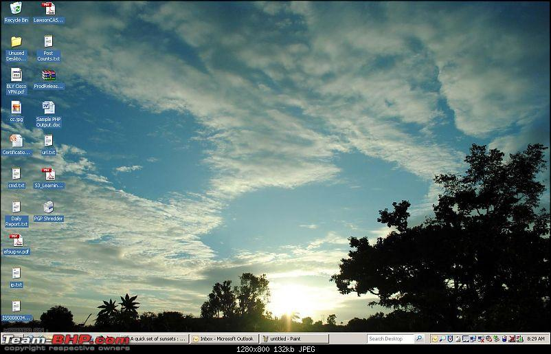 A quick set of sunsets : Around Tumkur-p1.jpg