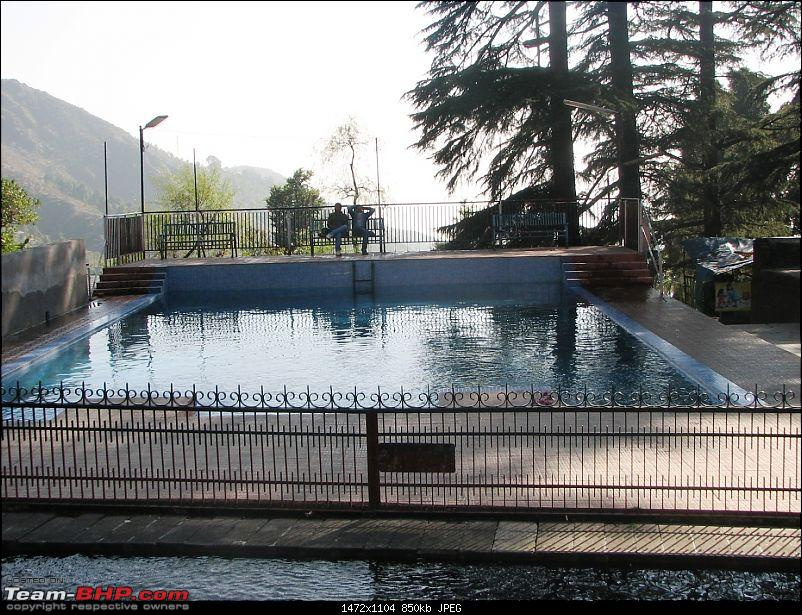 Rajdhani, City Of Temples, Gov't in Exile & a culture that is trying hard to survive-mcleodganj-406pool.jpg
