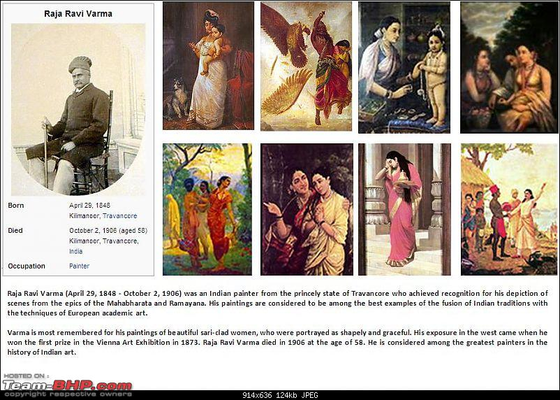 Story of a Vacation II : A page out of Jungle Book & experiencing God's Own Country-about-raja-ravi-varma.jpg