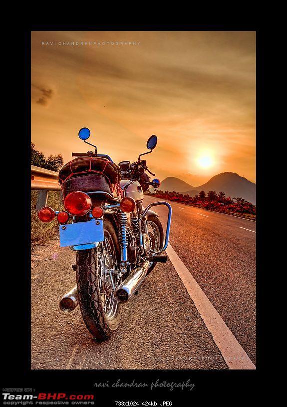 Ride to Lepakshi on my RD350-Short report-mohans-rd350.jpg