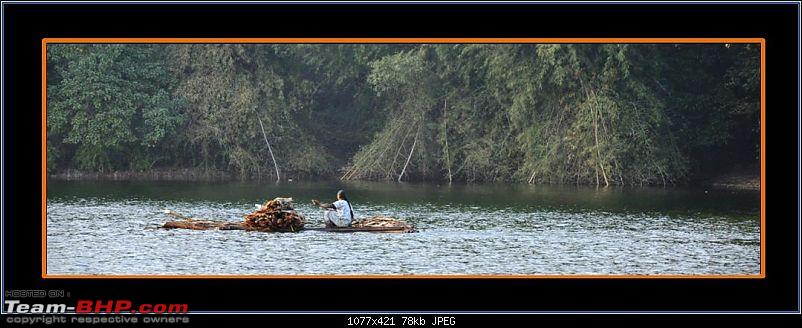 Story of a Vacation II : A page out of Jungle Book & experiencing God's Own Country-190-personal-goods-transport-raft.jpg