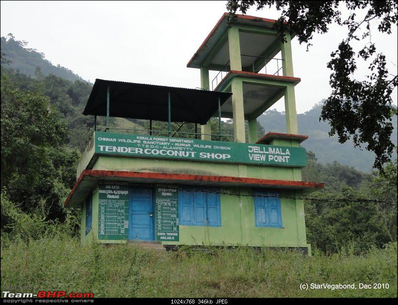 Story of a Vacation II : A page out of Jungle Book &amp; experiencing God's Own Country-426-jellimala-view-point-closed.jpg <br /> 427 Waterfall but looks like a river (or is it vice versa ?)<br /> <a href=