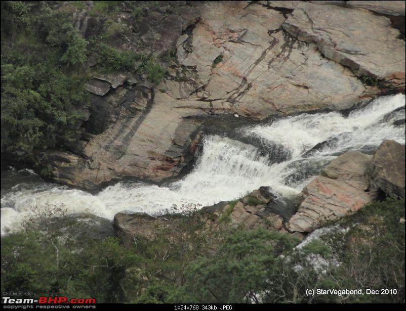 Story of a Vacation II : A page out of Jungle Book &amp; experiencing God's Own Country-429-waterfall-upstream.jpg <br /> 430 Then we reached famous Thoovanam waterfall<br /> <a href=