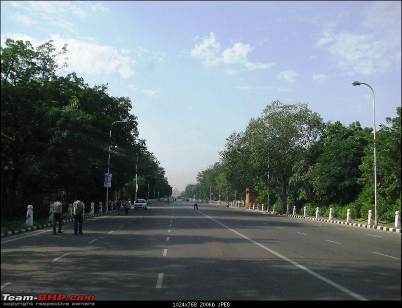 Our Incredible India Drive - 13 days on the GQ !-rajpath.jpg
