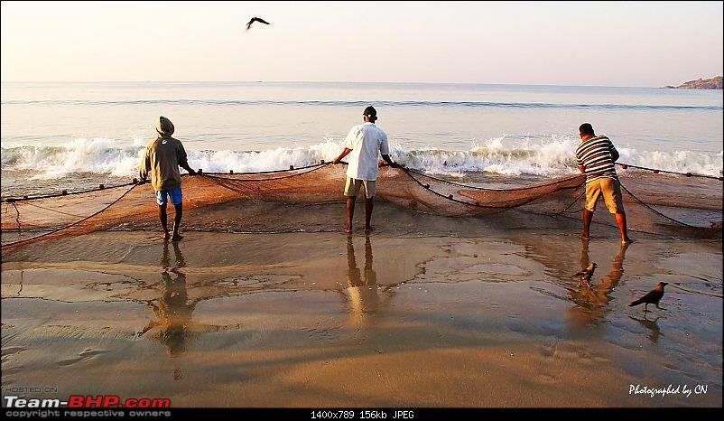 "An incredible road trip to the ""Pearl of the Orient"" – Goa-9-folding_the_net.jpg"