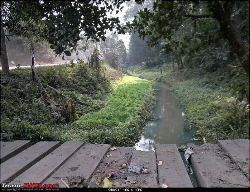₪ On the Road: Guwahati - Shillong [photologue]-detour1.jpg
