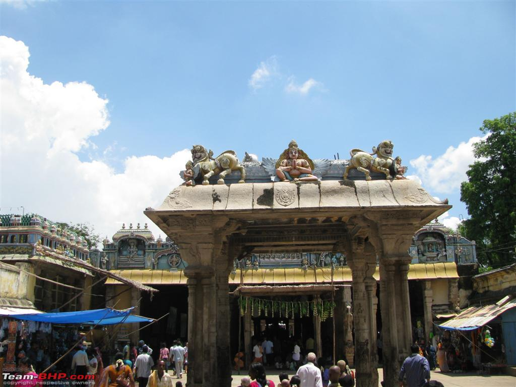sightseeing in trichy