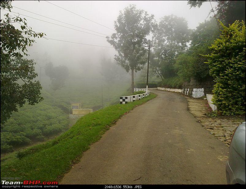 Blore -> Ooty, Bandipur, Mudumalai and Coonoor - Photologue-coonoor-road.jpg