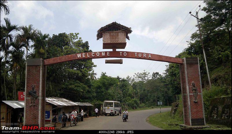 Guwahati getaways: Tura Siliguri Gangtok Kalimpong Darjeeling Phultshiling-tura-gate.jpg