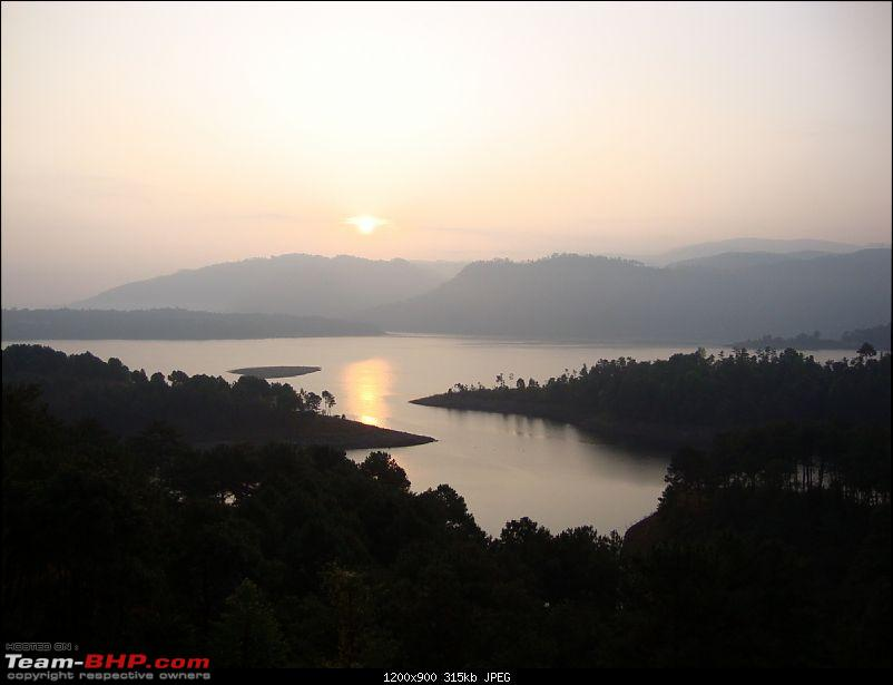 From Bangalore to Shillong with an engagement ring-dawn-5.30-am-view-hotel-room-shillong.jpg