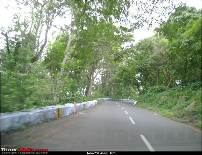 Timeout at Yercaud - Bangalore to Yercaud - 2 days Trip-salem_to_yercaud_road_1.jpg