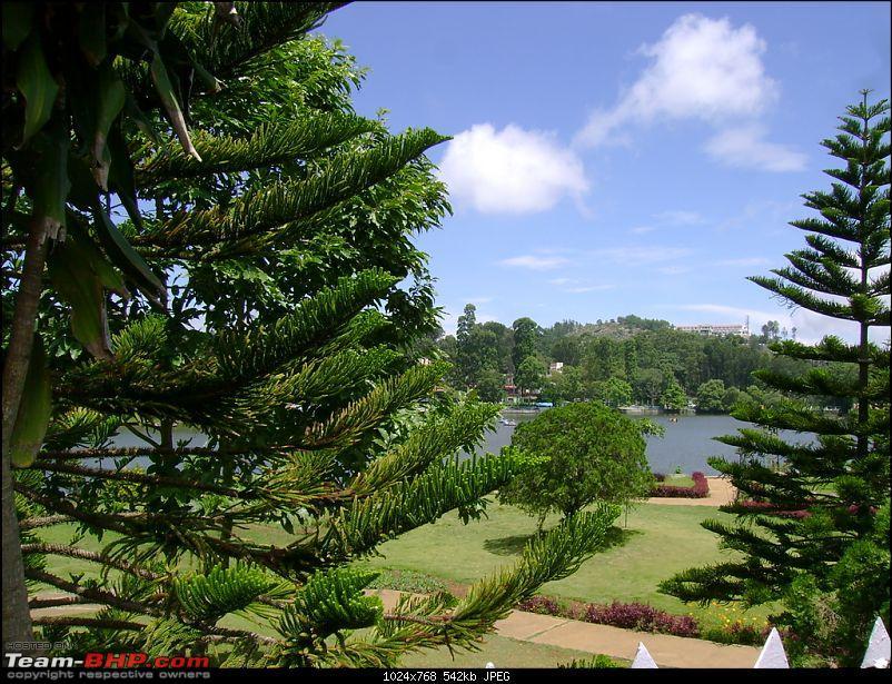 Timeout at Yercaud - Bangalore to Yercaud - 2 days Trip-lake_and_garden.jpg