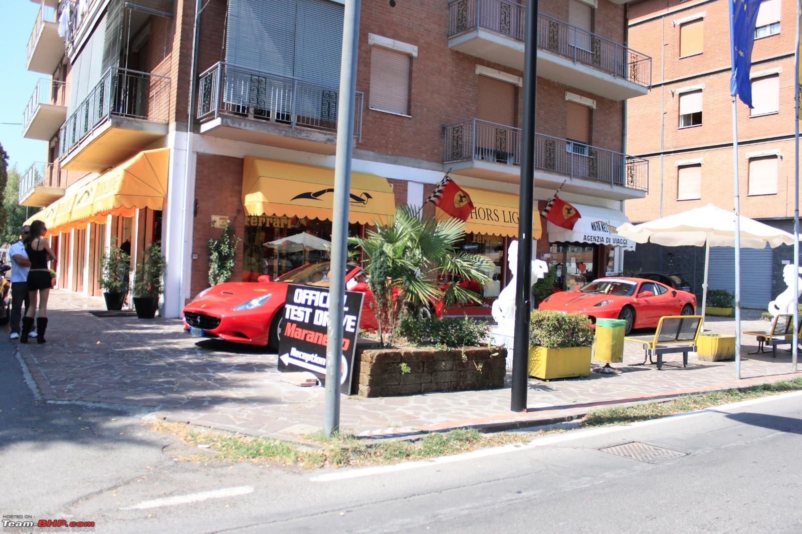 Visit To Motoring Heaven Maranello And Sant Agata