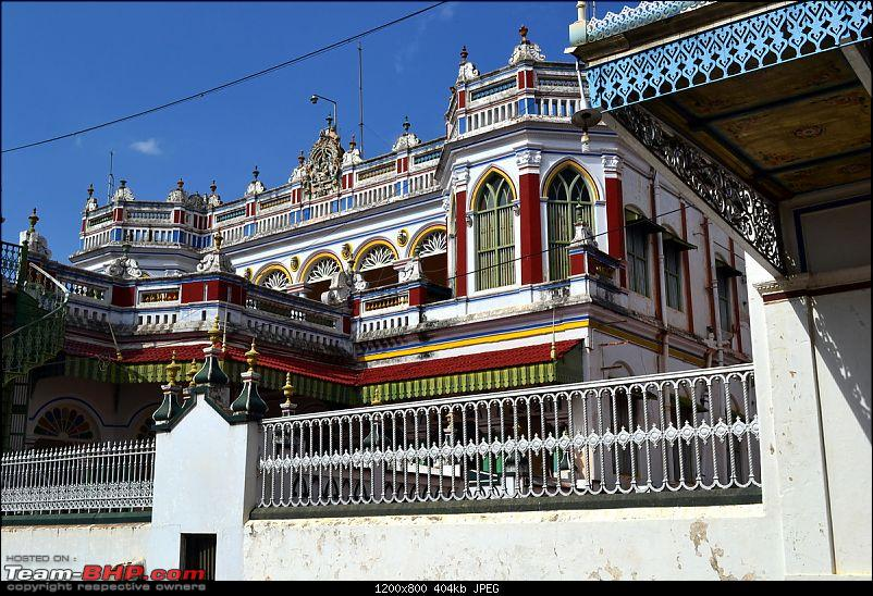Fauji's Drivologues: Charming Chettinad - Magnificent Mansions & Mouth Watering Menus-another-view.jpg