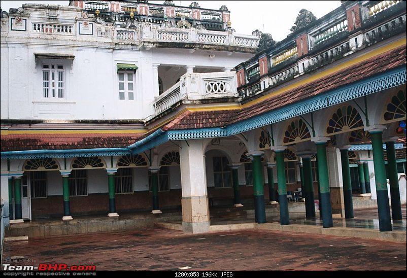 Fauji's Drivologues: Charming Chettinad - Magnificent Mansions & Mouth Watering Menus-g.k.valeaa027.jpg