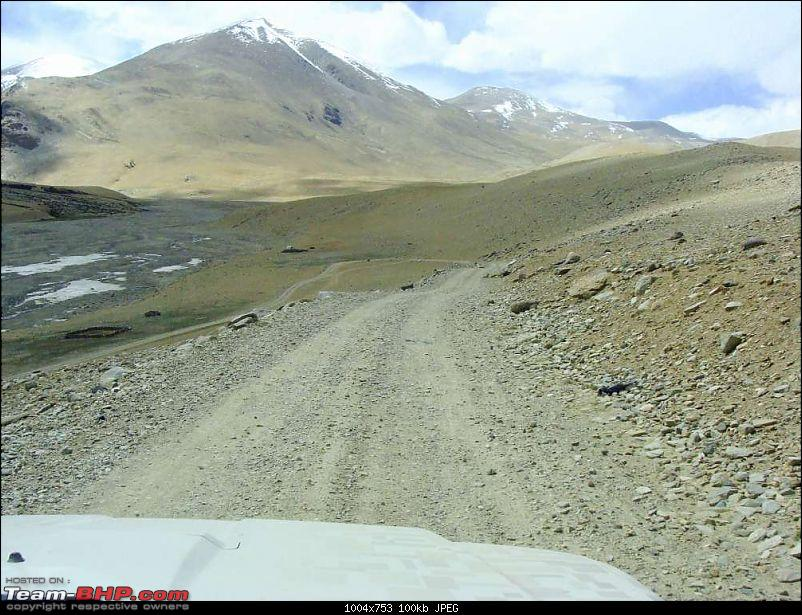 Hawk-On-Fours® (H-4®) Roadtrip:  Leh(t)'s go to Ladakh & Srinagar with QuickSilver.-kiagar2korzok-2.jpg