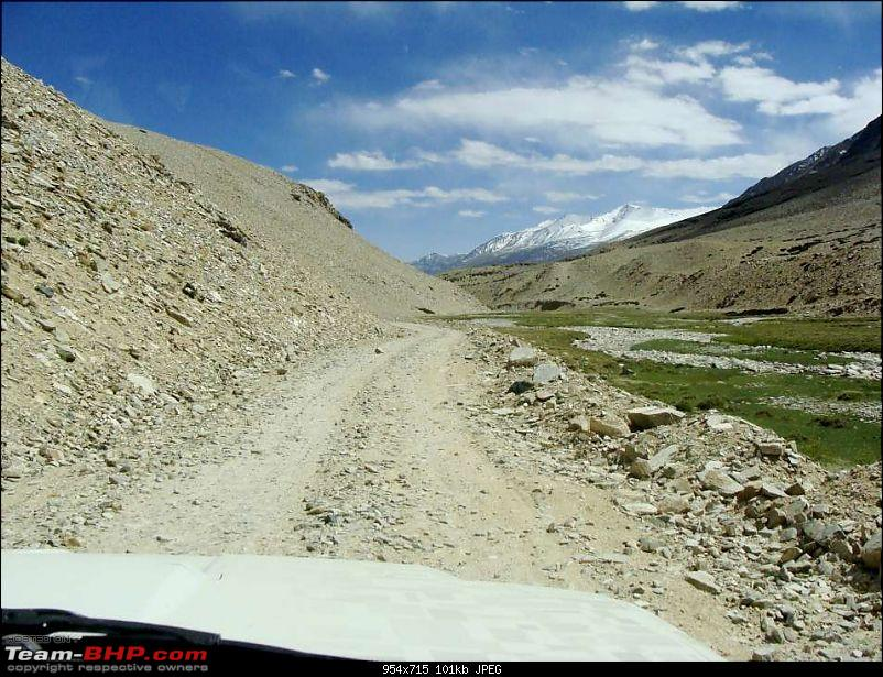 Hawk-On-Fours® (H-4®) Roadtrip:  Leh(t)'s go to Ladakh & Srinagar with QuickSilver.-kiagar2korzok-6.jpg