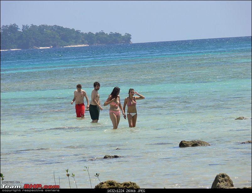 Andamans - An unforgettable trip-some-my-resortmates.jpg
