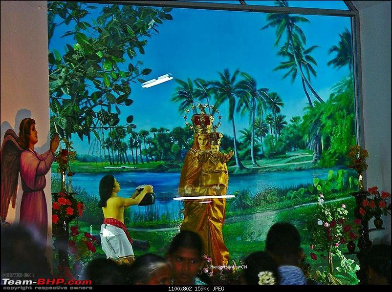 An Incredible Roadtrip to Trivandrum, Velankanni and Mesmerizing Munnar!-7-altar_at_shrine_of_our_ladys_tank.jpg
