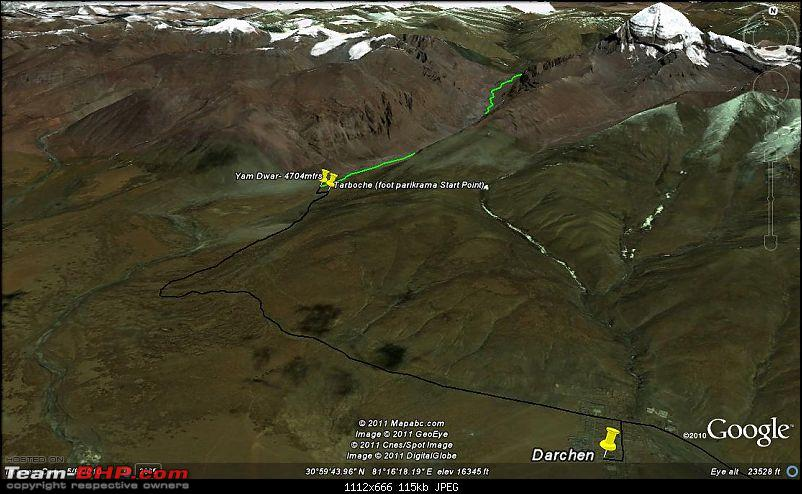 When I Went Walking To Tibet - Kailash Mansarovar Yatra-2011-9darchenyamdwar.jpg
