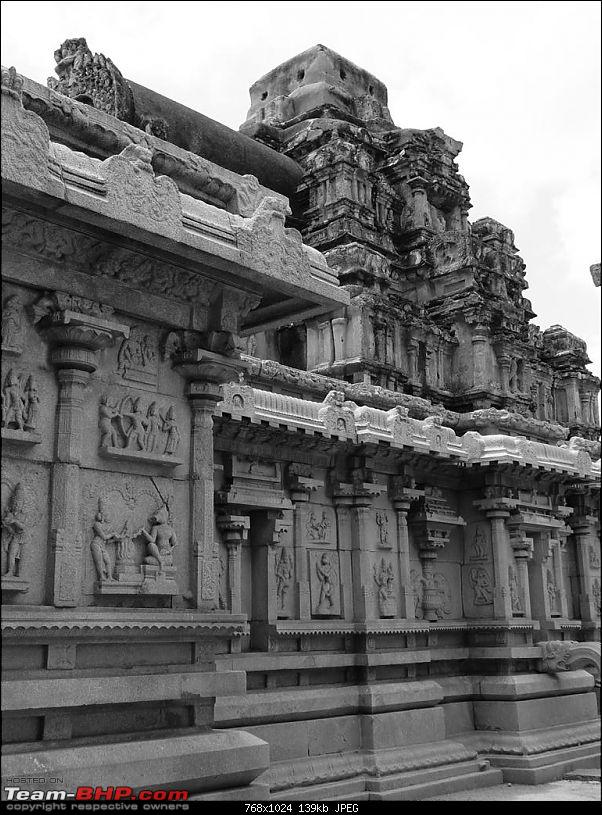 Hampi: Black and White with a dash of color-p1040724.jpg