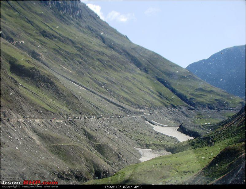 Ladakh: A sojourn to the roof of the world…over 21 days and 6500kms!!-d6-11-army-convoy-near-dzojila-top.jpg