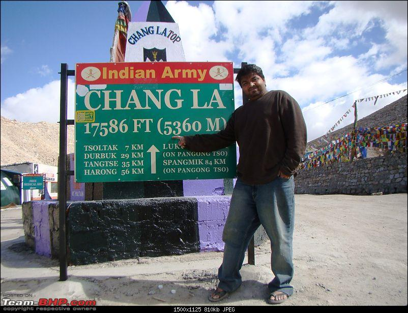 Ladakh: A sojourn to the roof of the world�over 21 days and 6500kms!!-d9-6-changla-top.jpg