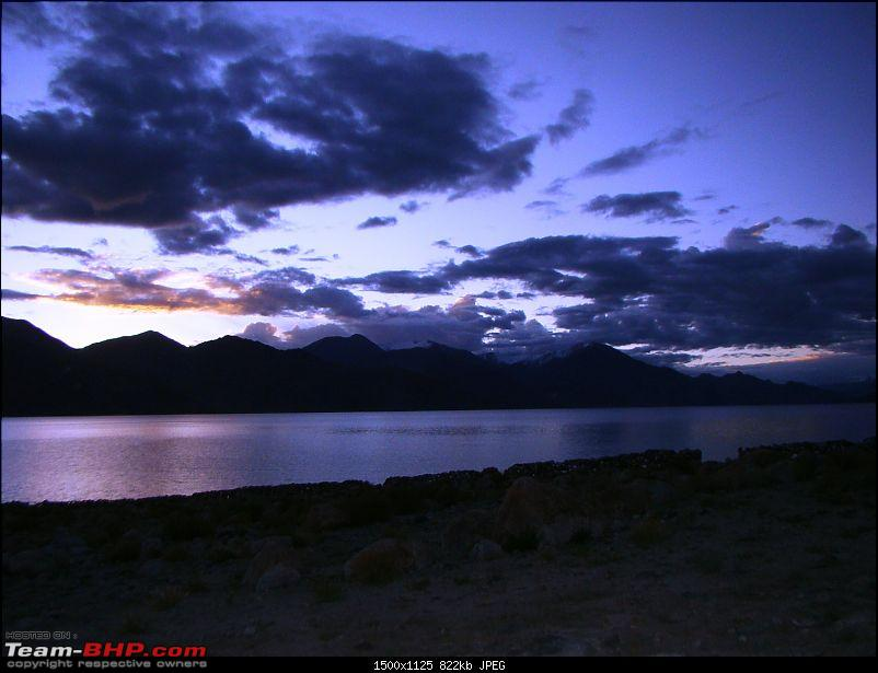 Ladakh: A sojourn to the roof of the world�over 21 days and 6500kms!!-d10-2-pangong-tso-sunrise.jpg