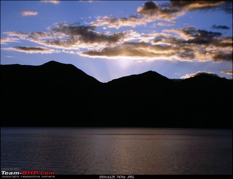 Ladakh: A sojourn to the roof of the world…over 21 days and 6500kms!!-d10-3-pangong-tso-sunrise.jpg