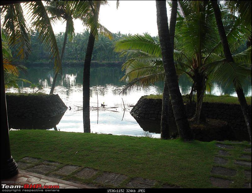 Bangalore - Kasargod (Nileswaram, Bekal) Trip-02-nileswaram-river-seen-cottage.jpg