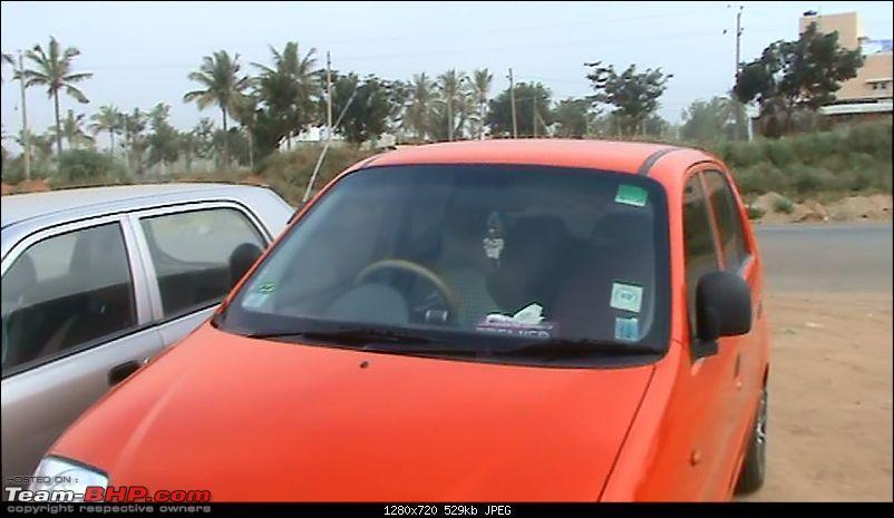 Bangalore to Tirupathi - 2 day weekend trip-car1.jpg