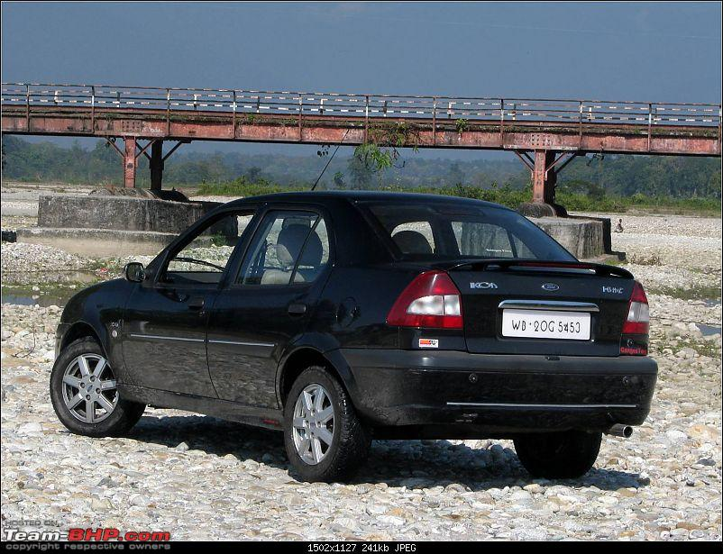 Ikon 1.6 with weak clutch takes us to Darjeeling and a few forests of North Bengal.-picture7.jpg