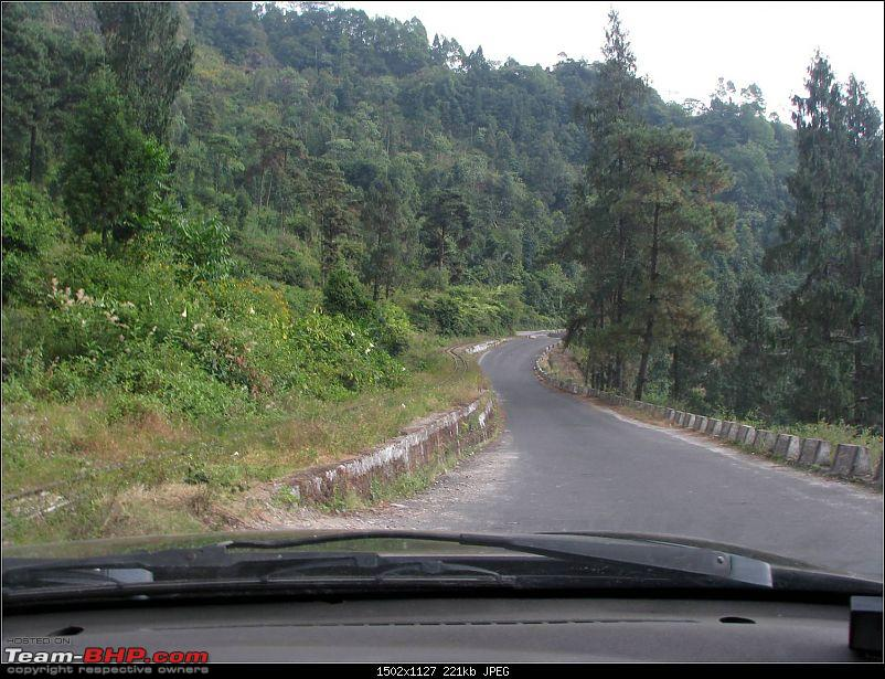 Ikon 1.6 with weak clutch takes us to Darjeeling and a few forests of North Bengal.-picture8.jpg