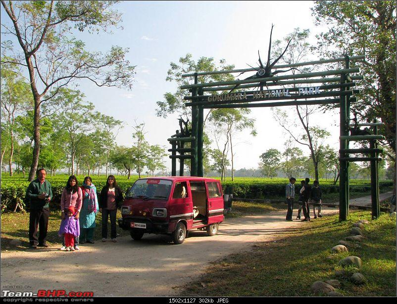 Ikon 1.6 with weak clutch takes us to Darjeeling and a few forests of North Bengal.-picture14.jpg