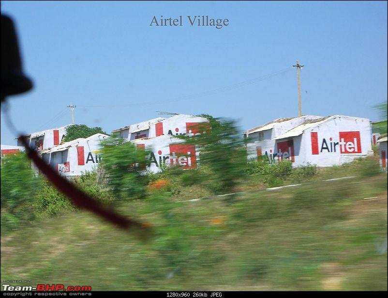 BugBlog®- A 6692.8 kms of drive bliss (Bang- Faridabad - Saharanpur-Dehradun-Bang)-airtel-village-copy.jpg