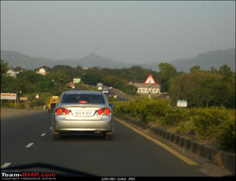 BugBlog®- A 6692.8 kms of drive bliss (Bang- Faridabad - Saharanpur-Dehradun-Bang)-guiding-civic.jpg