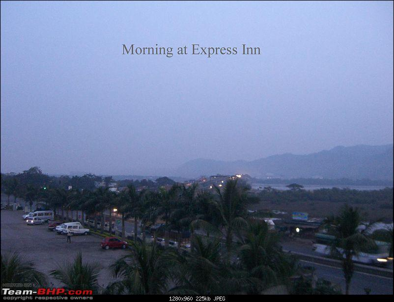 BugBlog®- A 6692.8 kms of drive bliss (Bang- Faridabad - Saharanpur-Dehradun-Bang)-morning.jpg