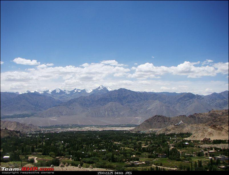 Ladakh: A sojourn to the roof of the world�over 21 days and 6500kms!!-d12-14-back-leh.jpg